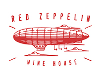 Red Zeppelin Logo