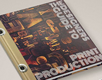 The Designers Guide to Print Production Booklet