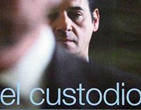 El Custodio - Diseño portada DVD México