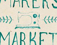Makers Market Flyer