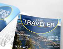 The Traveler - Magazine / Guidebook for Travelers.