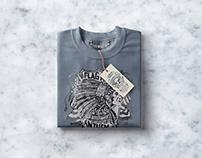 Free T-shirt Mockups PSD 2019