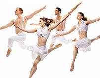 Paul Taylor Dance Company Evites