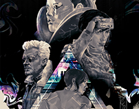 GITS - Alternative Poster Illustration