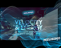Melisimo - Website
