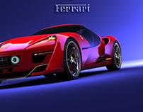 Ferrari 250 California by Slimane TOUBAL