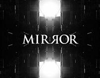 M I R Я O R // Graphic design