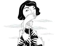 Dergi // Yalnızlar Mektebi