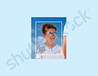 Shutterstock Print Ad