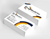 AZ Mold Business Card Concept Design