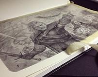 Witcher 3 fan arts
