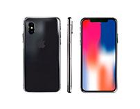 Iphone X4 Vector