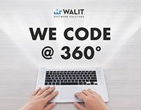 Walit - We code @ 360°