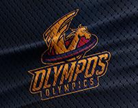 Olympos Olympics Rebranding | Canakkale Ultimate Team