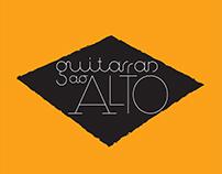 Guitarras ao Alto 2ª edição - 2016