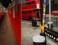 LONDON - architecture / city