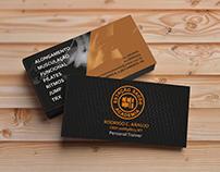 Business Card | Estação Saúde Academia
