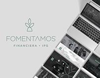 Web Fomentamos Financiera