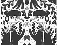 Ink Work - Ilustración