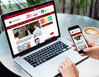 Entretextos - Website