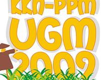 KKN UGM '09 @godean Sticker