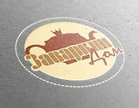 Заваркин Дом logotype design