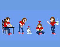 Pixel Gal