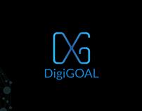 DigiGoal LOGO Design