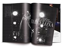Oi Magazine / Diseño editorial