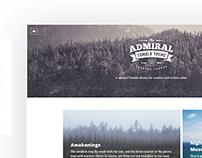 Admiral Tumblr Theme