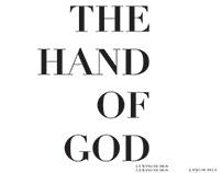 The Hand of God: An Artist Book