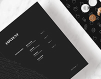 WHORL DESIGN - Creative Firm Branding Identity