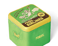 Fossil tin concept