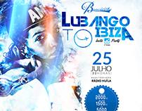Lubango To Ibiza