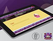 Sitio Web / Pastelicake's