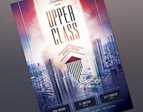 Upper Class Flyer