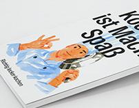 Kochen ist Macht Spaß - illustrated recipe book