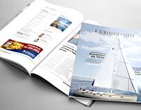 Semanário da Lagoa - Magazine Project