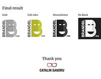 Brandbl.me logo proposal