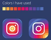 Instagram logo revamp