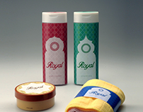 Royal Car Care (Branding & Packaging)
