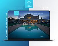 Patio do Mar - Website