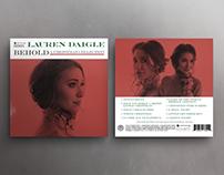 Lauren Daigle | Behold Album Package