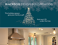 Blackdog - Full Page Magazine Ad Holiday 2015