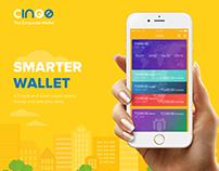 CINQO Wallet Application