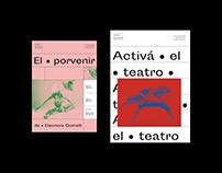 Branding | Teatro San Martín