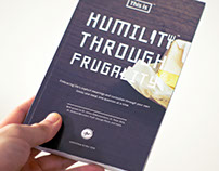 Humility Through Frugality™ First Edition Manuscript