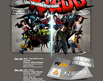AGEX - UNIBERO: Semanas Especiais