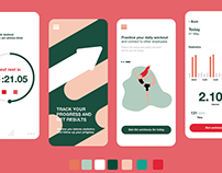 Break App Design