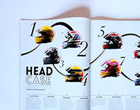 Pattern Magazine S/S 2015: Headcase